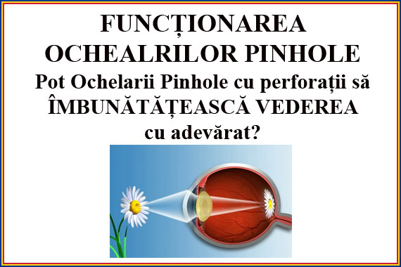 functionarea ochelarilor pinhole
